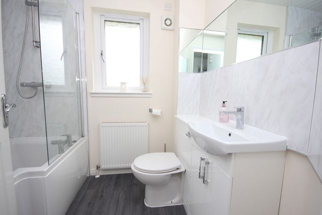 Bathroom of 49 Wester Inshes Court, Inshes, Inverness IV2