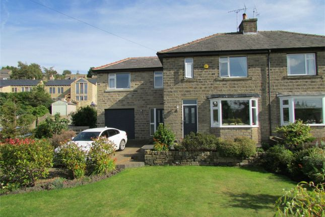 Thumbnail Semi-detached house to rent in Clifton Avenue, Holmfirth