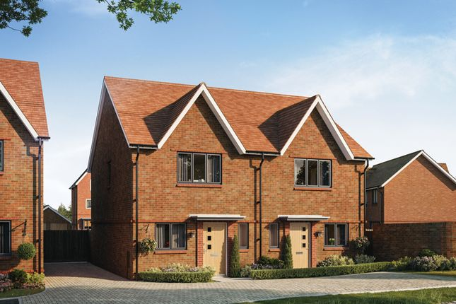 "Thumbnail Property for sale in ""York"" at Sheerlands Road, Arborfield, Reading"