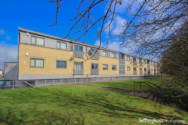 Thumbnail Flat to rent in Radyr Place, Gabalfa, Cardiff