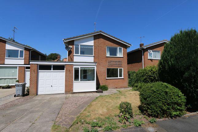 Thumbnail Detached house to rent in Devonshire Drive, Alderley Edge
