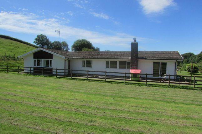 Thumbnail Farm for sale in Kyngadle Farm, Laugharne, Carmarthen