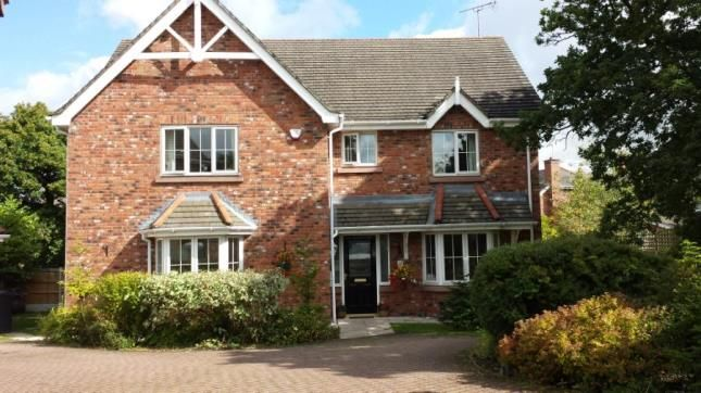 Thumbnail Detached house for sale in Redshank Drive, Tytherington, Cheshire