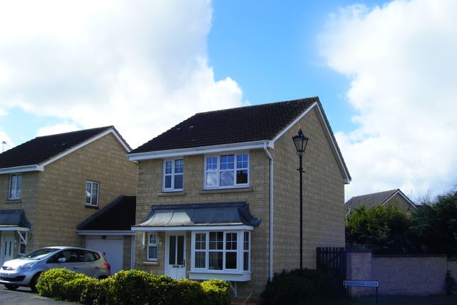Thumbnail Link-detached house to rent in Barn Owl Close, Chippenham