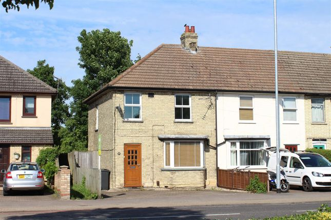 Thumbnail End terrace house for sale in Coldhams Lane, Cherry Hinton, Cambridge