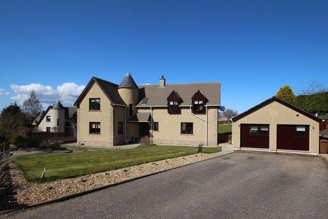 5 bed detached house for sale in 64 Castleton Village, Milton Of Leys, Inverness IV2