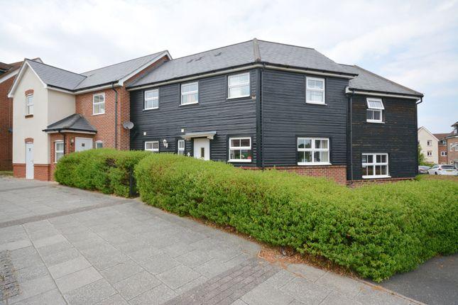 Thumbnail Terraced house to rent in Harrier Way, Jennetts Park, Bracknell