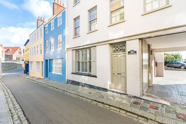 Thumbnail Flat to rent in 8 Lower Hauteville, St. Peter Port, Guernsey
