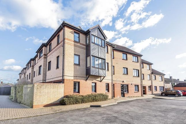 1 bed flat for sale in Marlborough Court, Didcot OX11