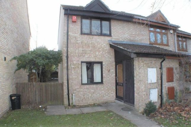 Thumbnail Semi-detached house to rent in Leathart Close, Hornchurch