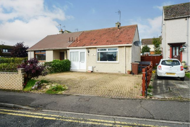 Thumbnail Bungalow for sale in Muirfield Crescent, Gullane