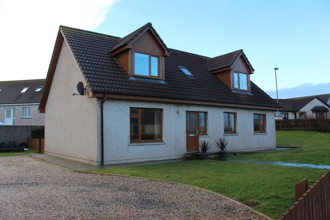 Thumbnail Detached house for sale in Soulisquoy Place, Kirkwall, Orkney