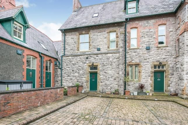3 bed terraced house for sale in St. Clares Court, Pantasaph, Holywell, Flintshire CH8