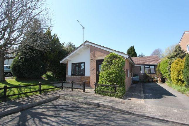 Thumbnail Detached bungalow for sale in Brookfield Avenue, Barry