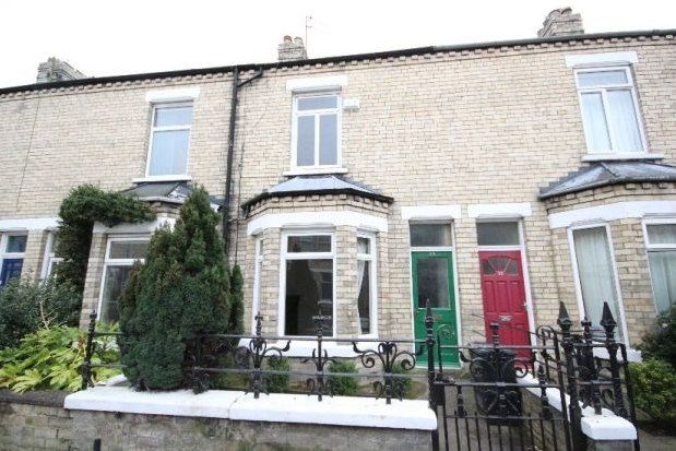 2 bed terraced house to rent in Beaconsfield Street, York YO24