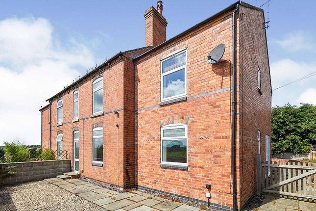 4 bed semi-detached house for sale in Sealwood Farm, Sealwood Lane, Overseal, Swadlincote DE12