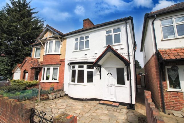 Thumbnail Semi-detached house to rent in Heston Road, Hounslow