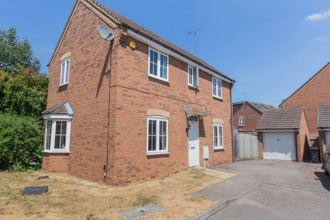 Thumbnail Detached house for sale in Ebbw Vale Road, Irthlingborough, Wellingborough