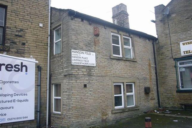 Thumbnail Studio to rent in Flat 2, Wilkinson Fold, Wyke, Bradford