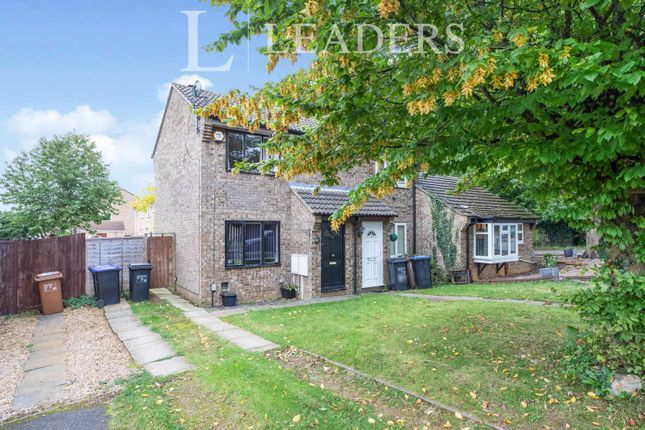 1 bed semi-detached house to rent in Southfields, Ludlow, Northampton NN3