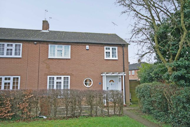Thumbnail Semi-detached house to rent in Harebell, Welwyn Garden City
