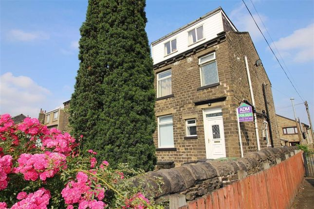 Thumbnail Terraced house for sale in Moorlands Road, Mount, Huddersfield