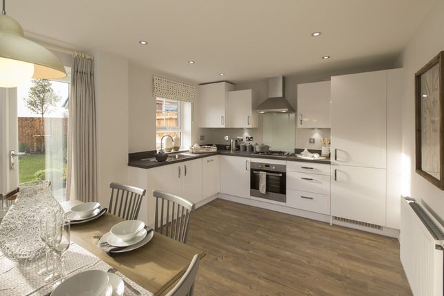 """Thumbnail Semi-detached house for sale in """"Maidstone"""" at Tiber Road, North Hykeham, Lincoln"""