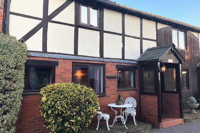 Semi-detached house to rent in Preston Wynne, Hereford