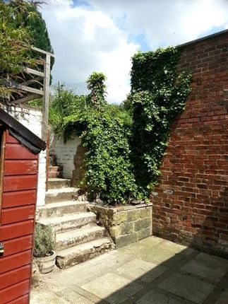Garden of Orchard Cottages, Nottingham Road, Belper DE56