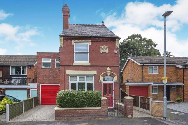 Thumbnail Link-detached house for sale in Talbot Street, Kidderminster