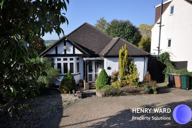 Thumbnail Detached bungalow for sale in Gallows Hill, Kings Langley