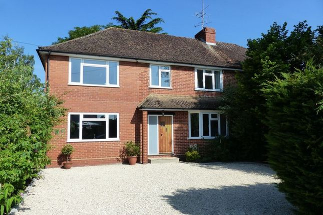 Thumbnail Semi-detached house for sale in Chalklands, Bourne End