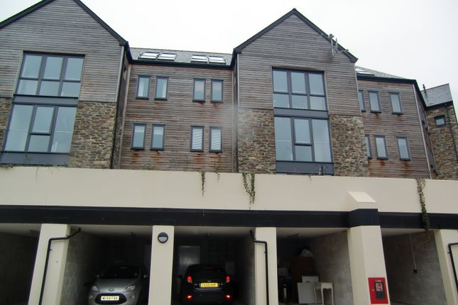 Thumbnail Flat to rent in Boscawen Woods, Truro