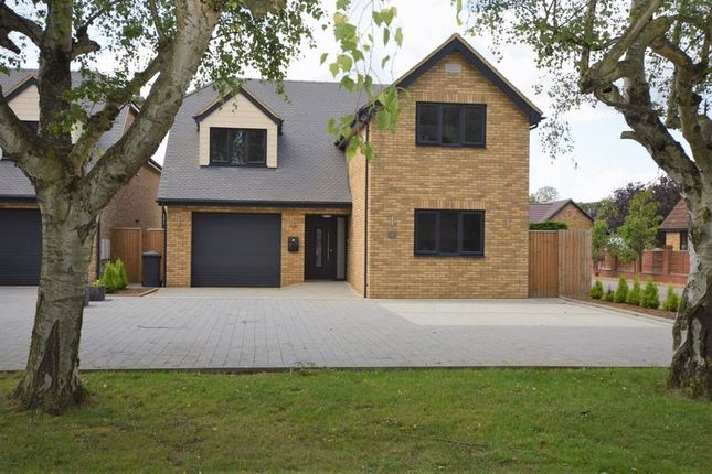 Thumbnail Detached house for sale in Shefford Road, Meppershall, Shefford