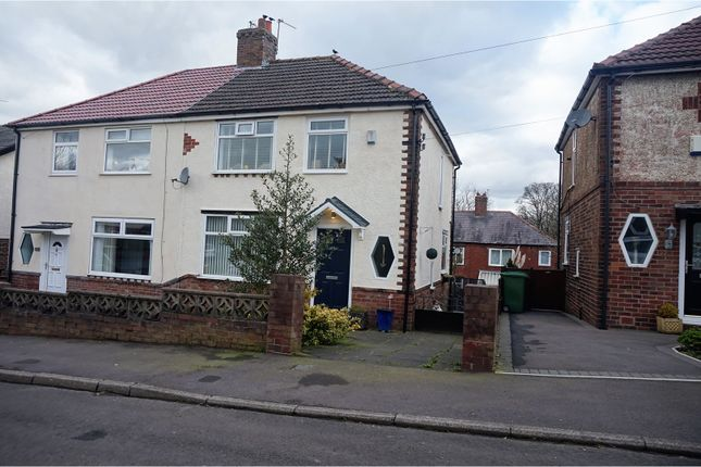 Thumbnail Semi-detached house for sale in Mildred Avenue, Grotton