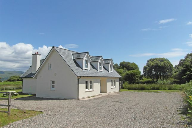 Thumbnail Detached house for sale in Aros, Isle Of Mull