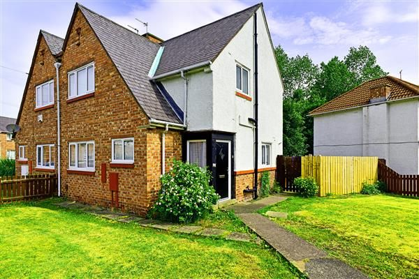 Thumbnail Semi-detached house for sale in Hexham Avenue, Walker, Newcastle Upon Tyne