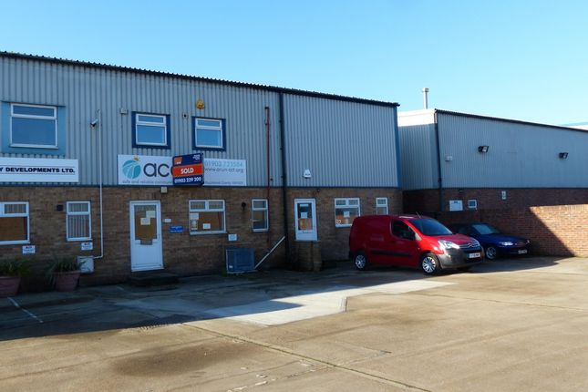 Thumbnail Light industrial to let in Ford Road, West Sussex