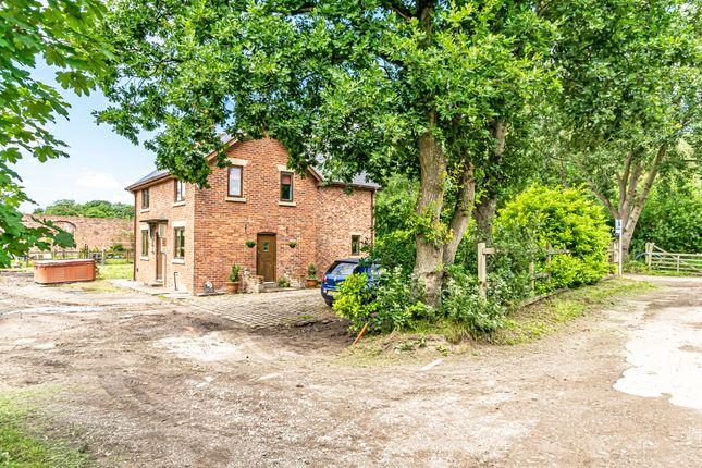 Thumbnail Detached house for sale in Woodside Farm, Radley Lane, Houghton Green