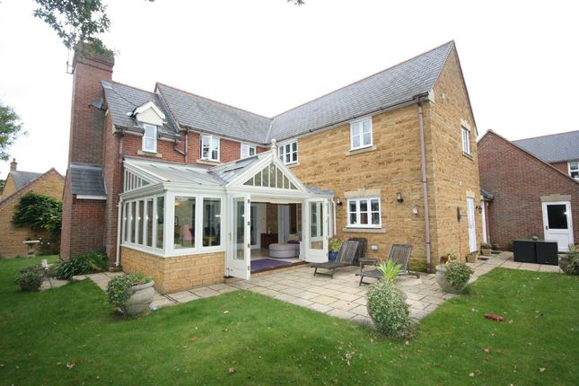 Thumbnail Property to rent in Harrison Court, Bugbrooke, Northampton