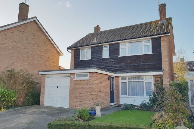 Thumbnail Detached house for sale in Spalding Way, Great Baddow, Chelmsford