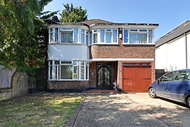 Thumbnail Detached house for sale in Rathgar Close, London