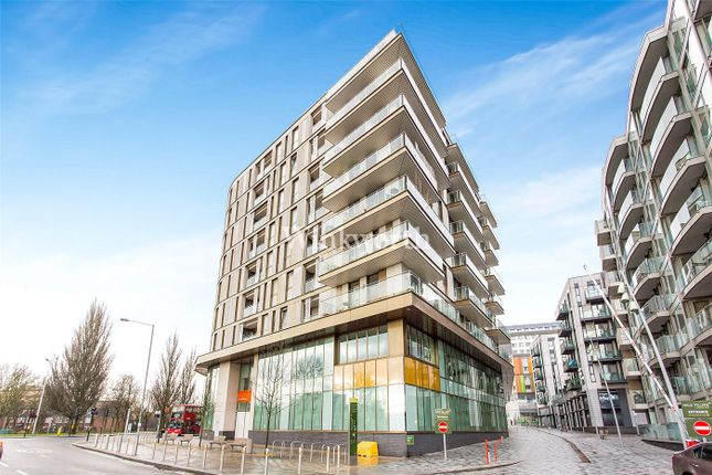Thumbnail Flat for sale in Coppermill Heights, 2 Daneland Walk, London