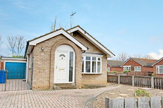 Thumbnail Detached bungalow for sale in Yewtree Drive, Hull