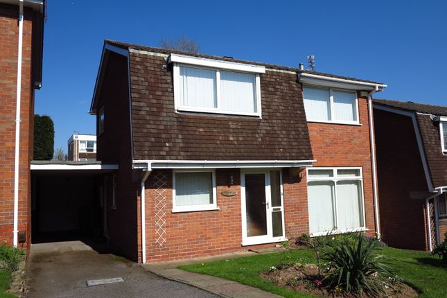 Thumbnail Semi-detached house to rent in High Meadows, Compton, Wolverhampton
