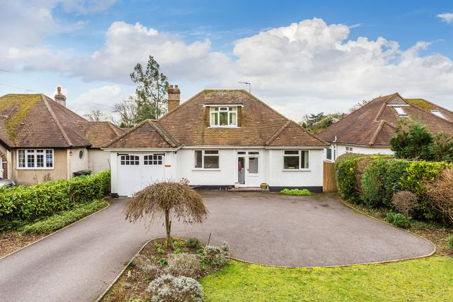 Thumbnail 3 bed detached bungalow for sale in Reigate Road, Betchworth