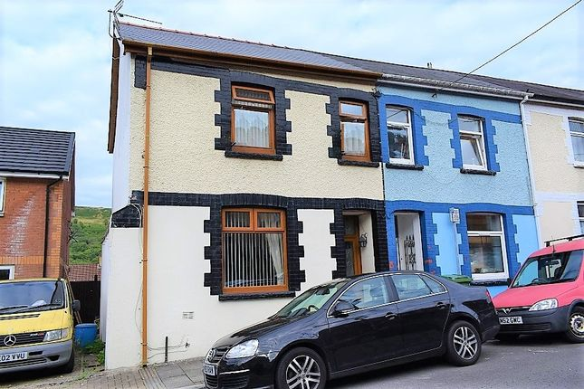 Thumbnail Terraced house for sale in Crawshay Street, Pontypridd