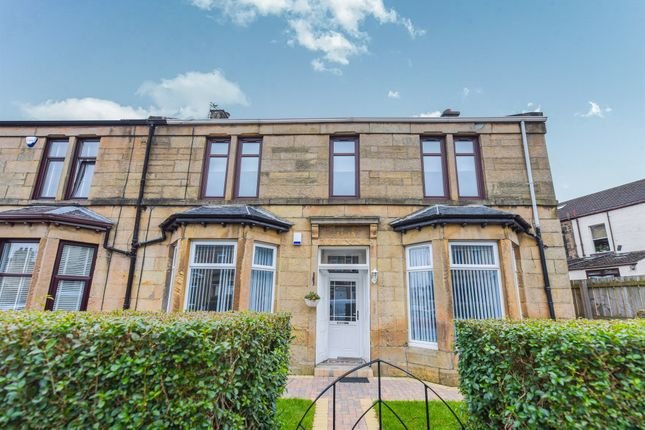 Thumbnail Flat for sale in Albany Avenue, Glasgow