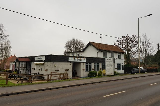 Thumbnail Pub/bar for sale in Main Road, Kings Lynn, Norfolk