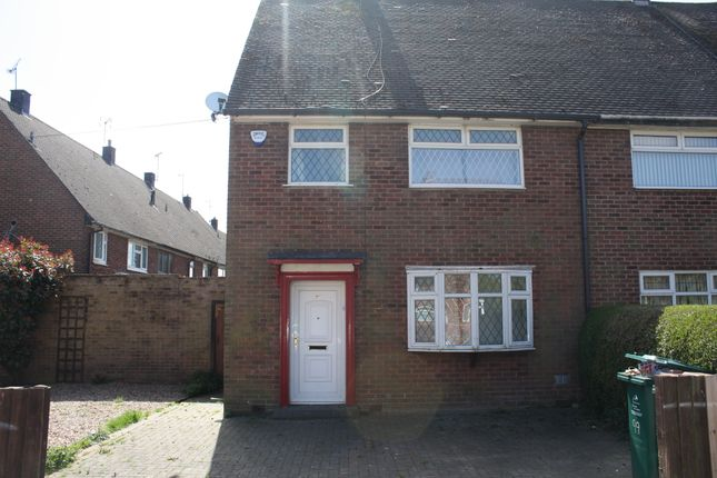 Thumbnail Property to rent in Gerard Avenue, Canley, Coventryt